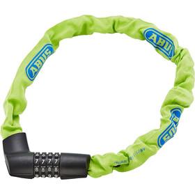 ABUS Tresor 1385/75 Kettingslot, neon green